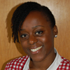 Services Officer Joslyn Kofi-Opata