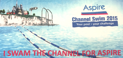 Aspire Channel Swim 2015 towel