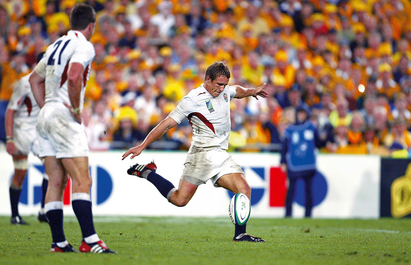 Johnny Wilkinson - Getty Images