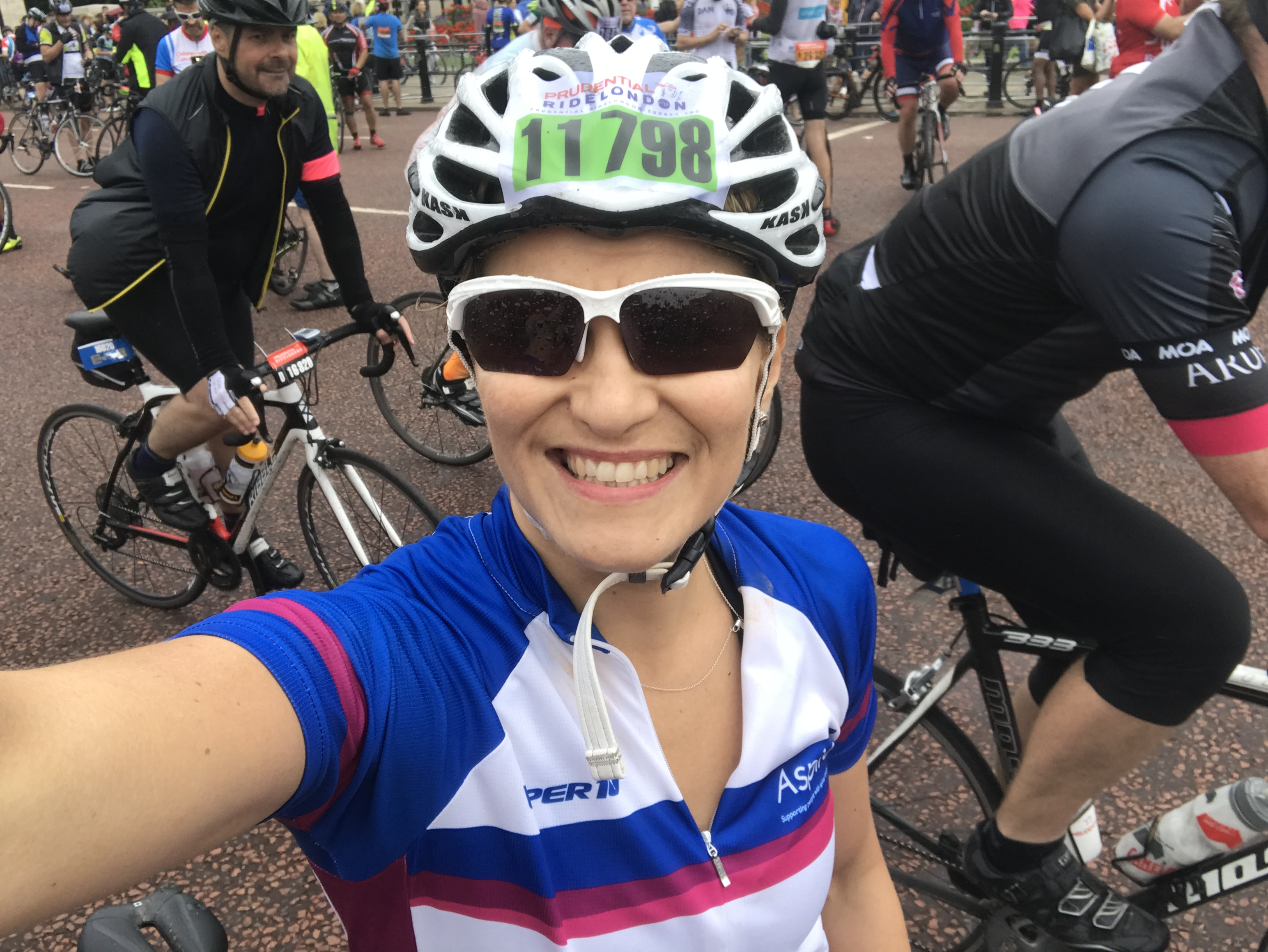 Claire Kremer at Ride100