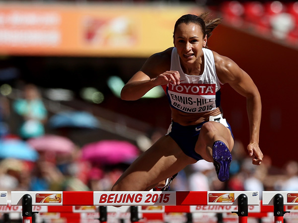 Getty Images - Jessica Ennis-Hill