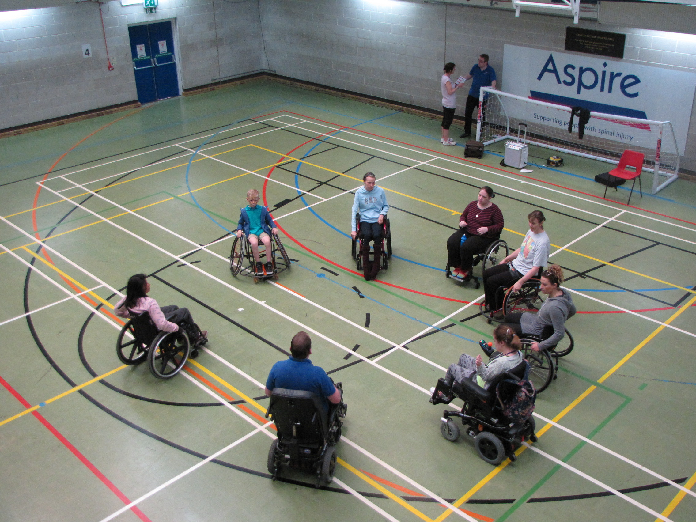 Wheelchair Dance taster session