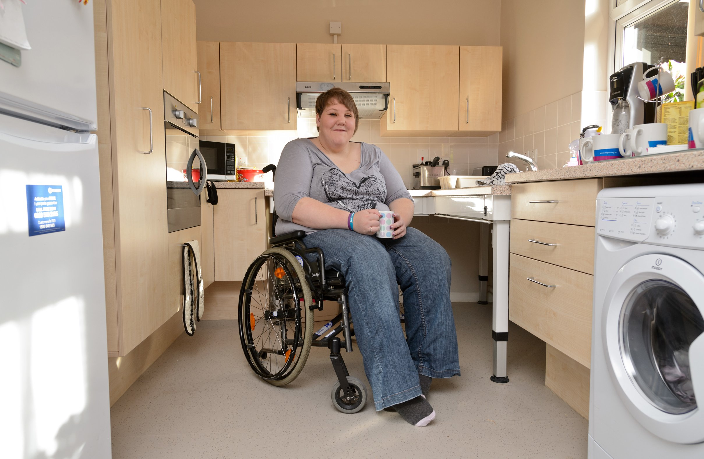 Aspire aspire s research finds massive shortfall in Wheelchair accessible housing