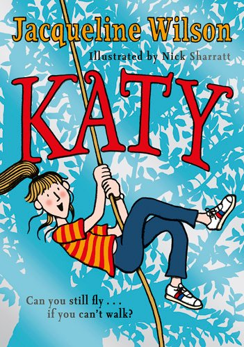 Katy by Jacqueline Wilson book cover