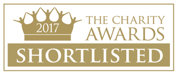 The Charity Awards logo