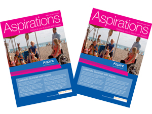 Aspirations newsletters