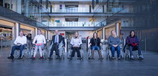 Norton Rose Fulbright Wheelchair Challenge