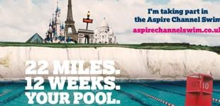 Aspire Channel Swim design banner