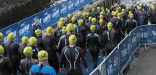 Great Scottish Swim start