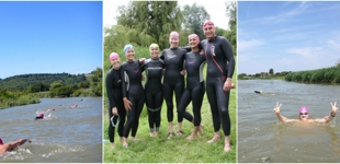 River Arun Swim