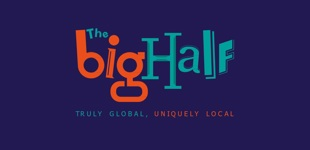 The Big Half Logo