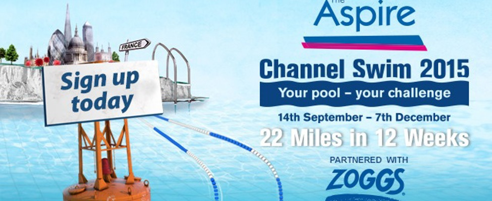 Aspire Channel Swim logo