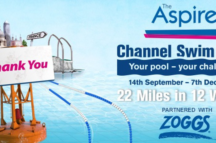 Aspire Channel Swim 2015 thank you image