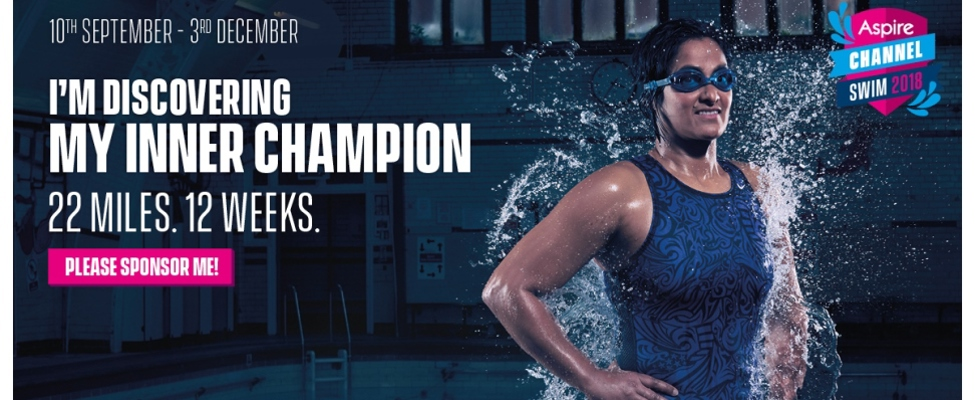 Aspire Channel Swim 2018