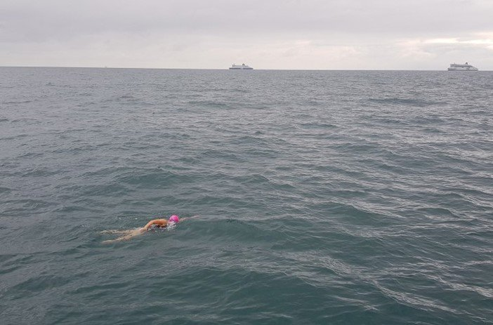 My fantastic experience swimming the Channel with Aspire