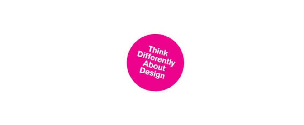 RSA Think Differently About Design banner
