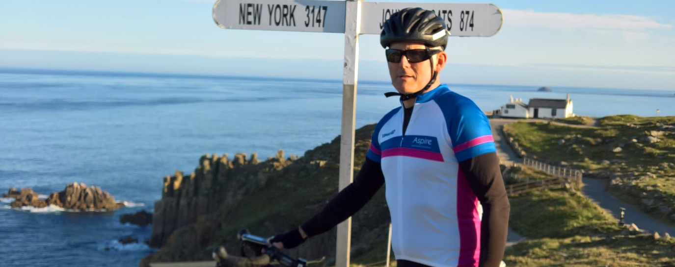 Jason Holmes at Lands End