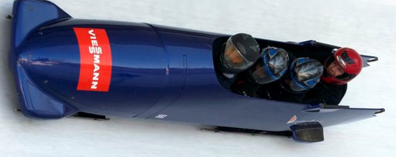 4 person bobsleigh