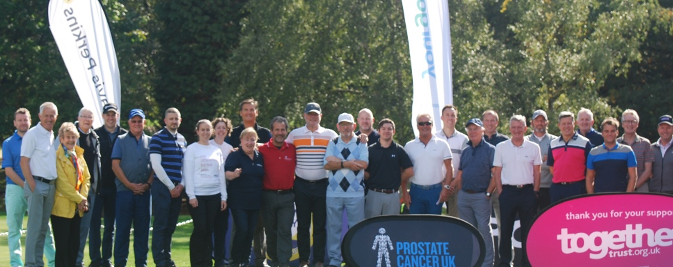 Andrew Murray Pro Am raises £2,000 for Aspire