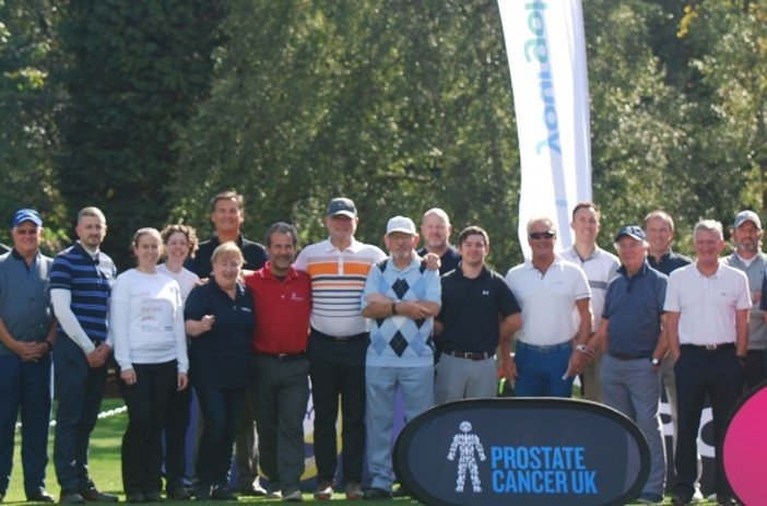 Group photo at the 2018 Andrew Murray Pro Am