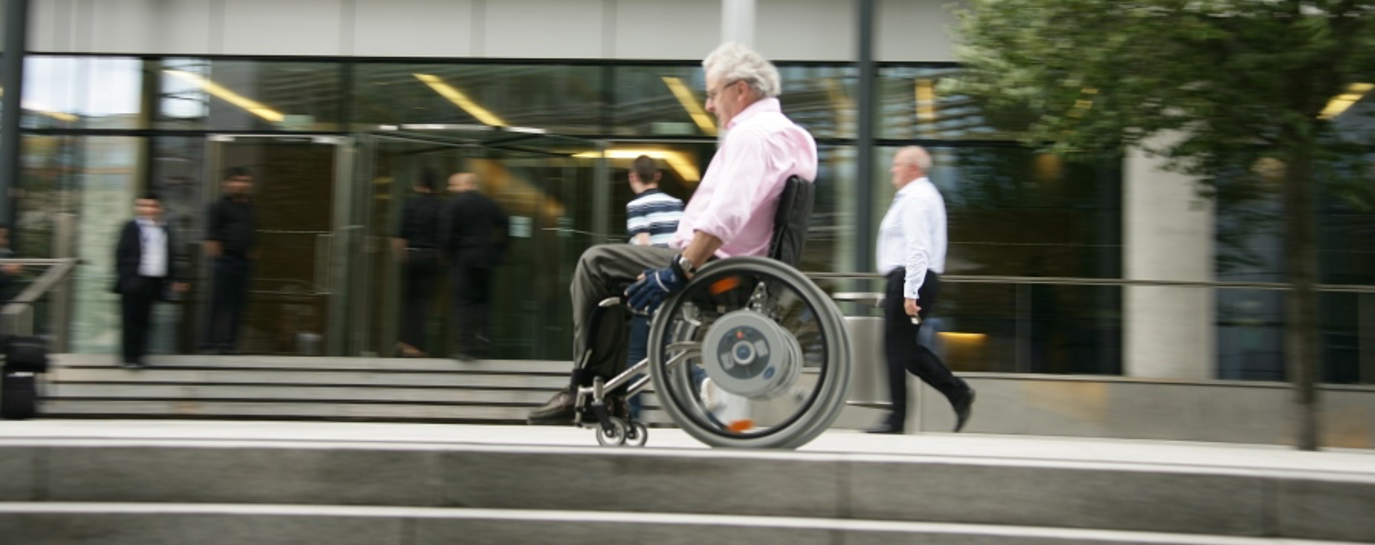 NHS wheelchair provision falls short