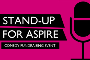 Stand-Up for Aspire Comedy Night
