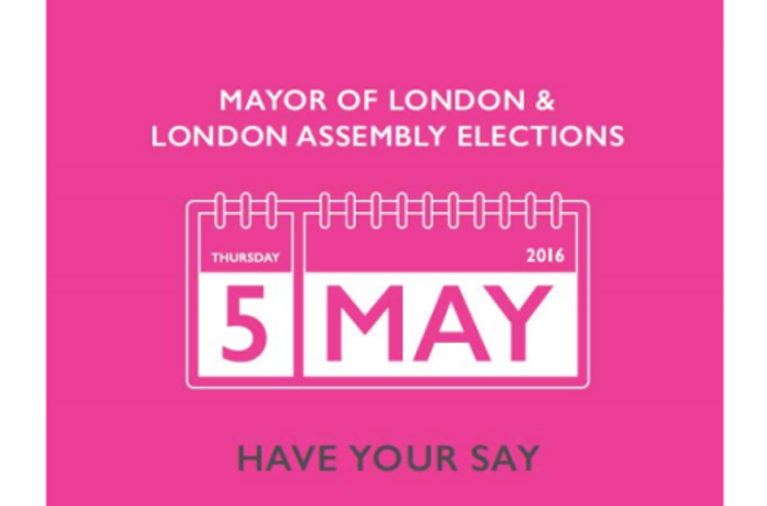London mayoral election 2016 information booklet cover