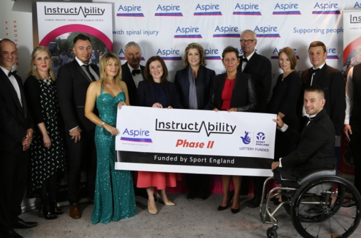 VIP guests at the 2016 InstructAbility awards