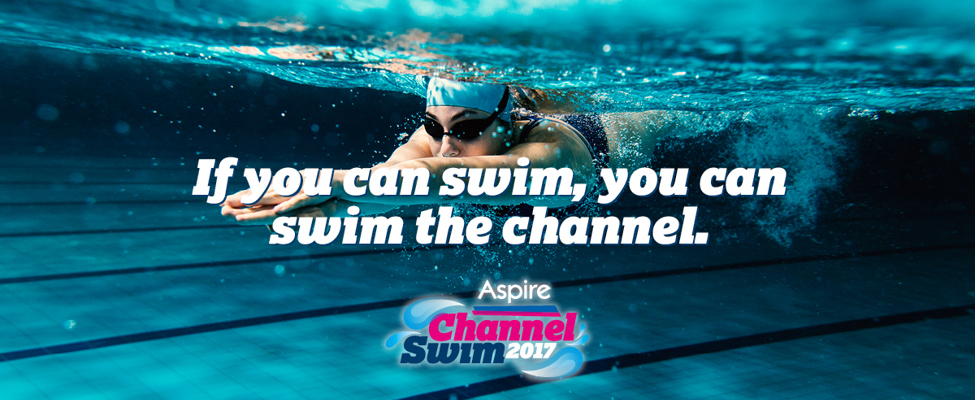 Aspire Channel Swim 2017