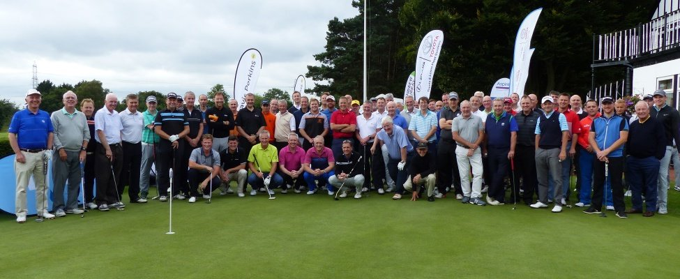 All the golfers at the 2016 Andrew Murray Pro Am