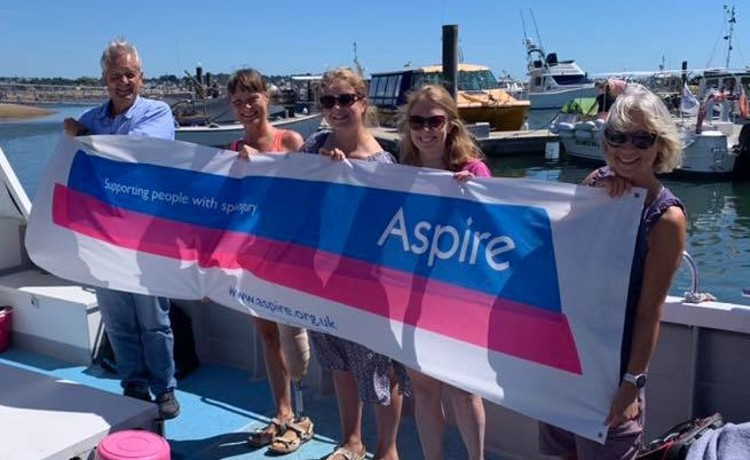 Aspire's 2020 open water swimming season a success despite Covid-19