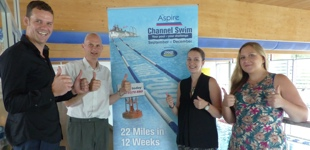 Adam Walker announced as guest speaker at Aspire's Swimming Celebration Evening