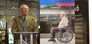 Aspire hosts An Evening with Lord Tebbit