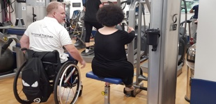 Keeping active with a spinal cord injury