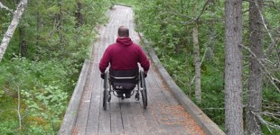 From injury to travelling independently
