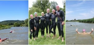 River Arun Swim 2021