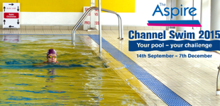 The 16th Aspire Channel Swim kicks off!