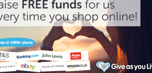 Give when you shop online