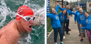 At last Aspire's 2020 open water swimming season gets underway